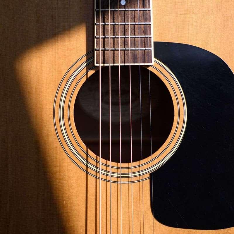 Acoustic guitar playlist for Videos