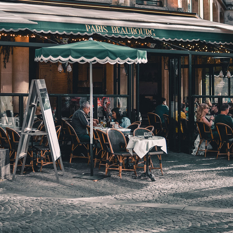 Restaurants and Bistrot