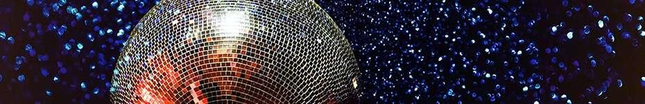 Music tracks for disco club scene