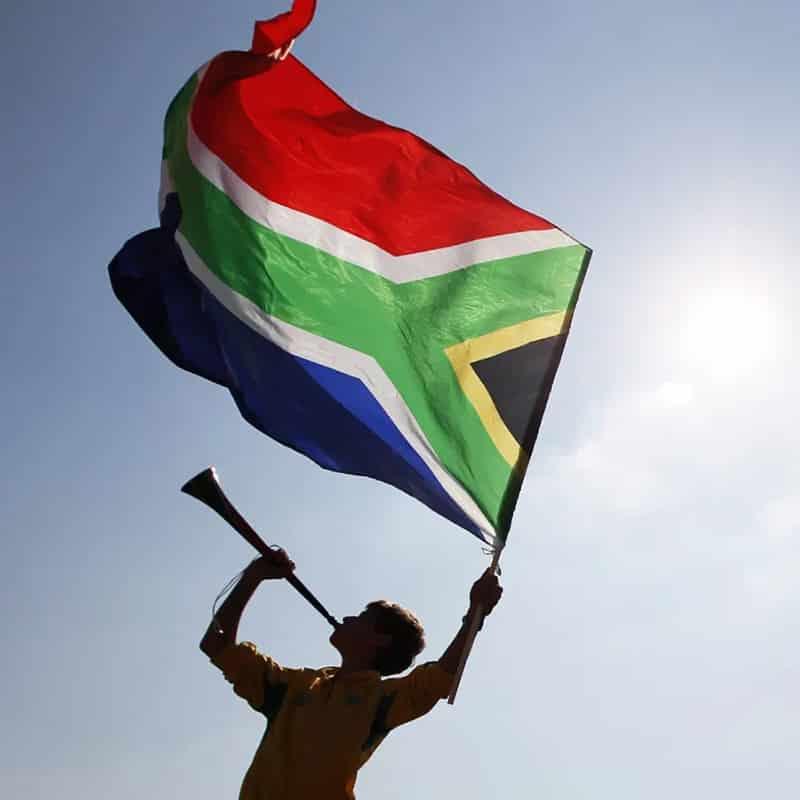 Inglese Sud Africa